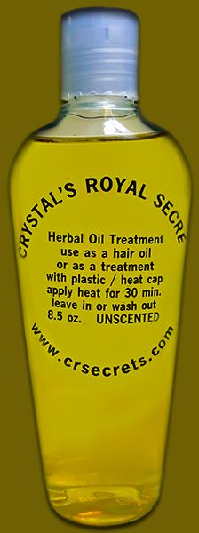 HERBAL OIL TREATMENT